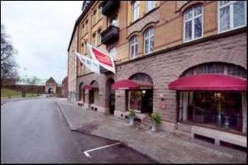 Clarion Collection Hotel Norre Park, Hotell i Halmstad